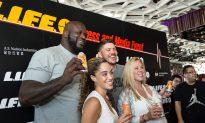 NBA Stars Mike Miller and Shaq O'Neal Bring L.I.F.E. to HK