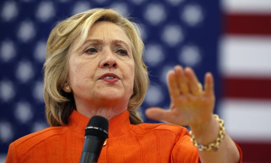 Clinton Says Family Paid State Dept Employee for Email Work