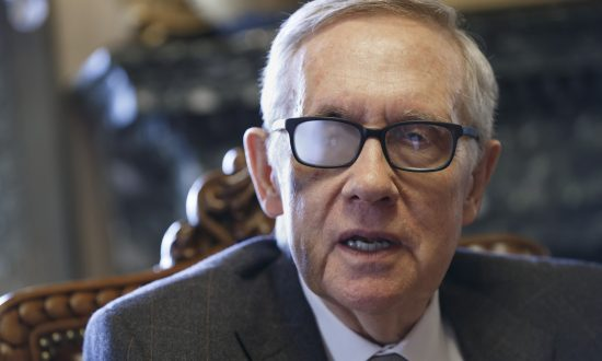 Reid: Iran Deal Best Path to Stop Country From Getting Bomb