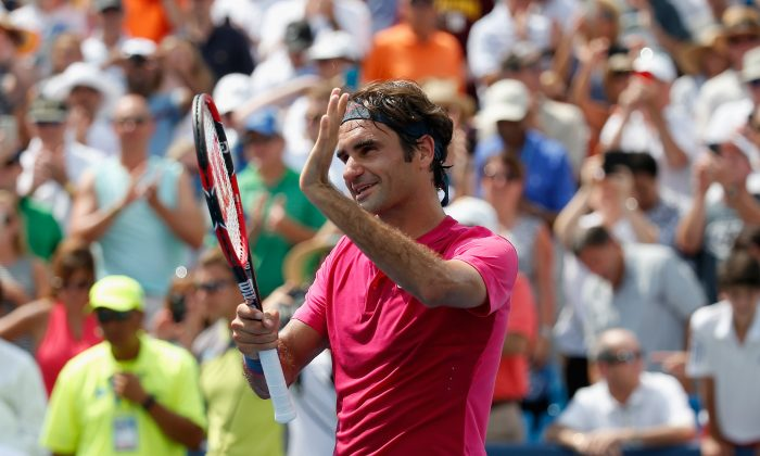 Roger Federer has won the US Open five times, but none since 2008. (Rob Carr/Getty Images)