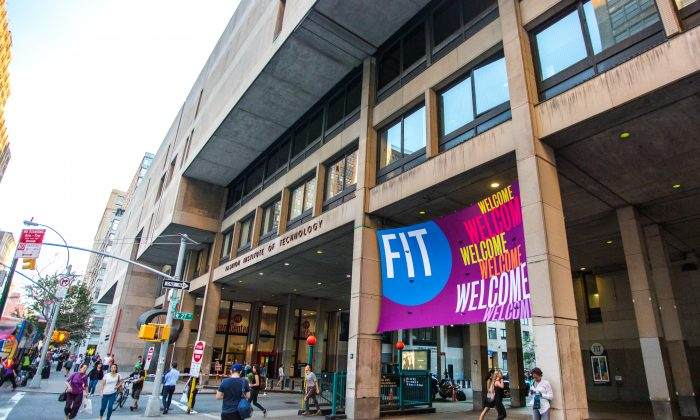 The Fashion Institute of Technology on Aug. 26, 2015. Orange County is seeking to end chargebacks to the Manhattan School. (Ben Chasteen/Epoch Times)