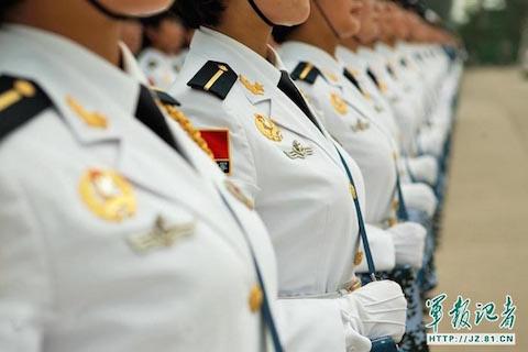 (Screen shot/China Military Online)