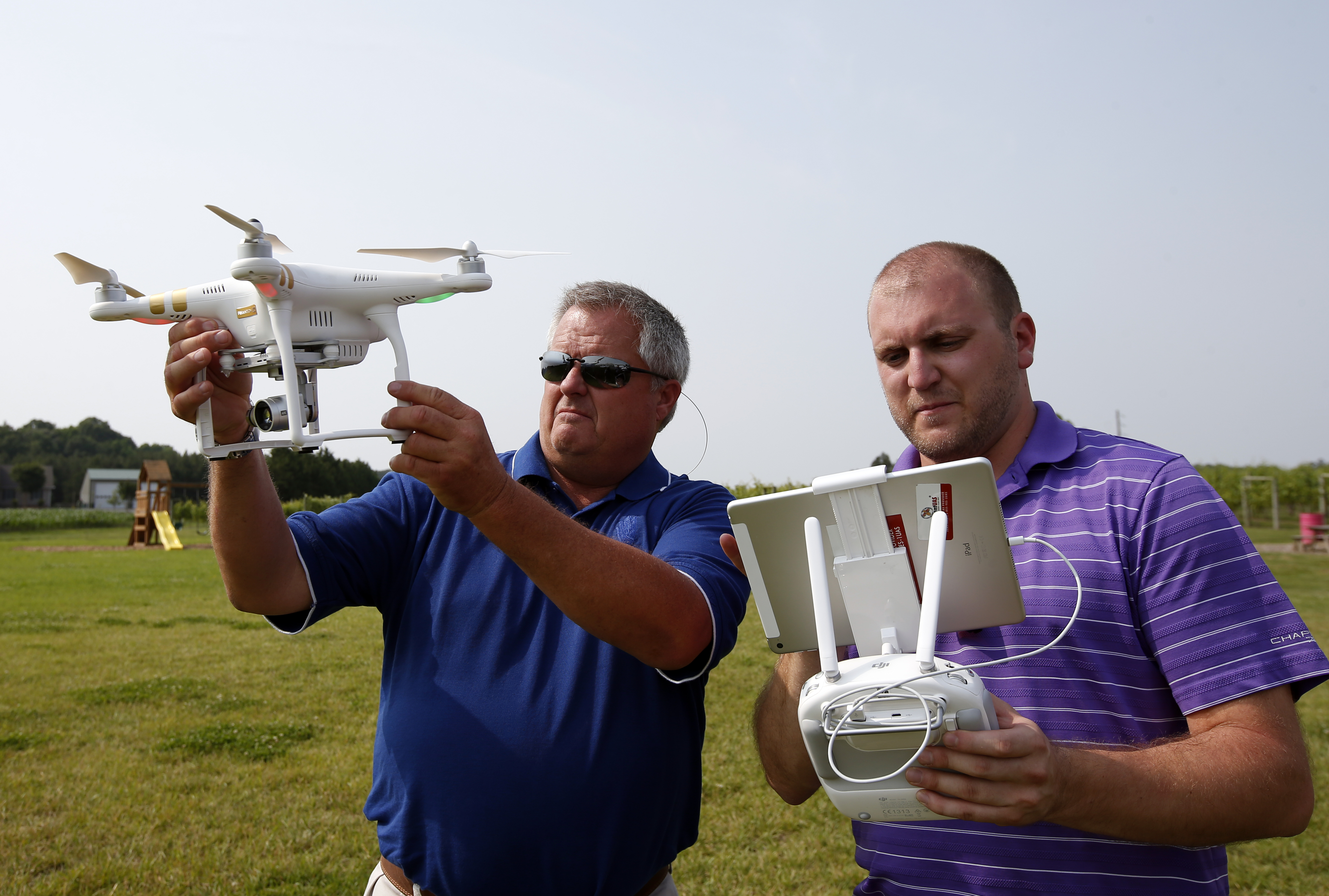 UK to Team Up With NASA to Build Traffic System for Drones