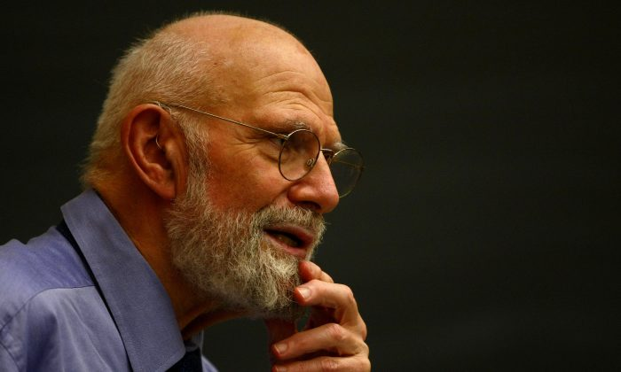 Neurologist Dr. Oliver Sacks speaks at Columbia University June 3, 2009 in New York City. (Chris McGrath/Getty Images)