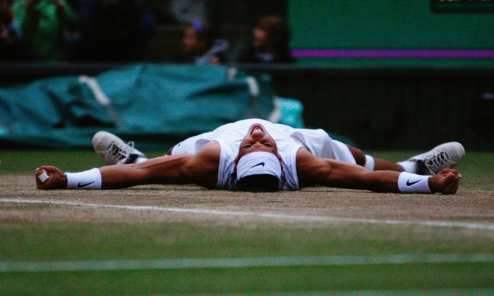 Image result for wimbledon final 2008