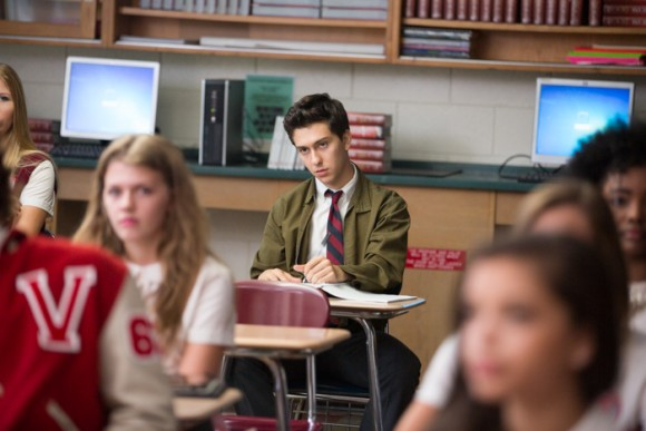 """Nat Wolff as high school geek/football star wannabe Ed Wallis in """"Ashby."""" (Peter Taylor/Paramount Pictures)"""