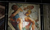 Michelangelo's Sistine Chapel: Up Close in Montreal