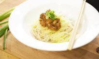 CiCi's Food Paradise: A Taste of Home—Chinese Noodles in Soybean Sauce Recipe
