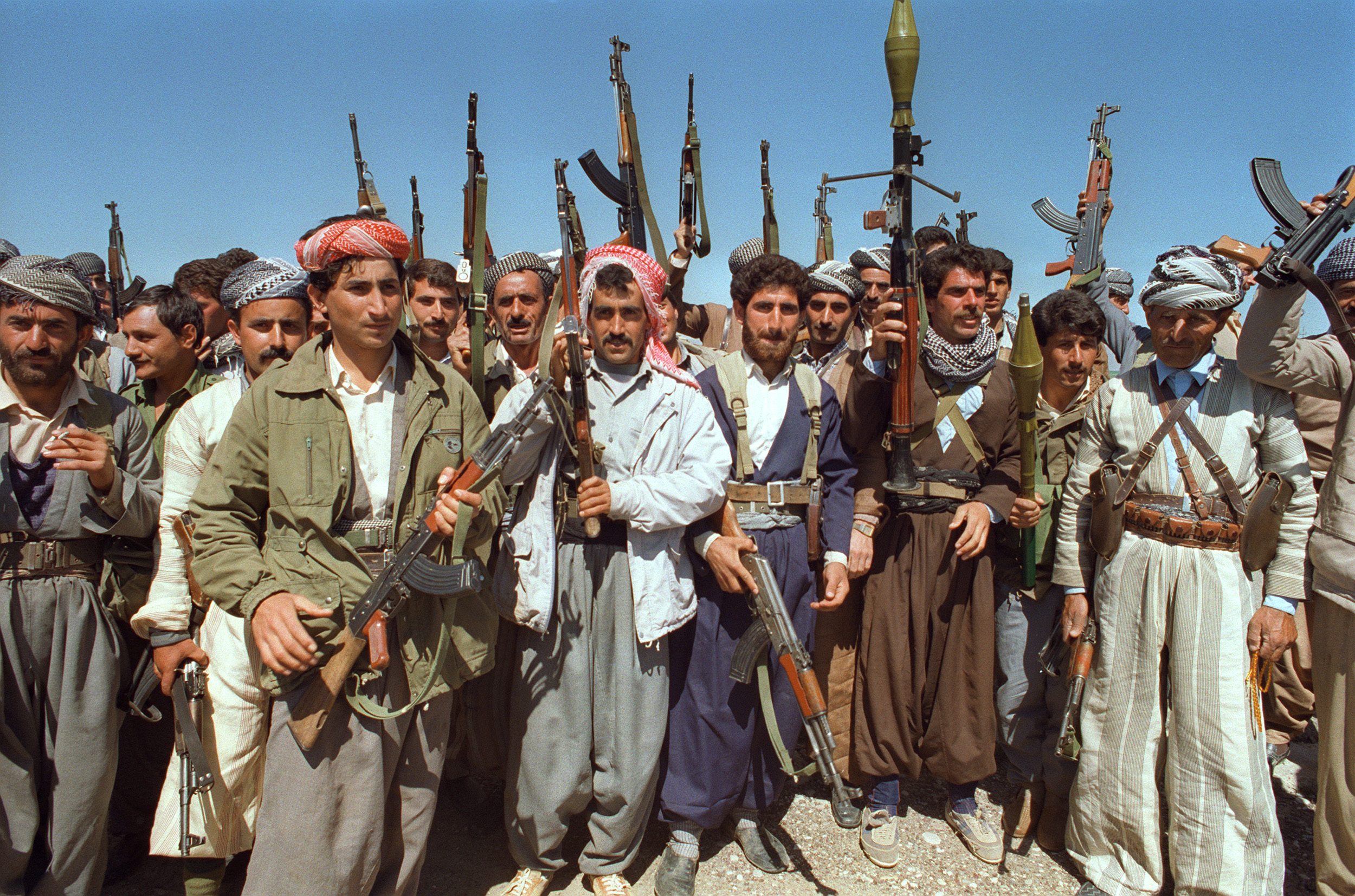 The Heroic Kurds: America's Mistreated Ally