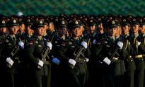 Political Fight in China to Continue as Party Elder Shows Up at Military Parade