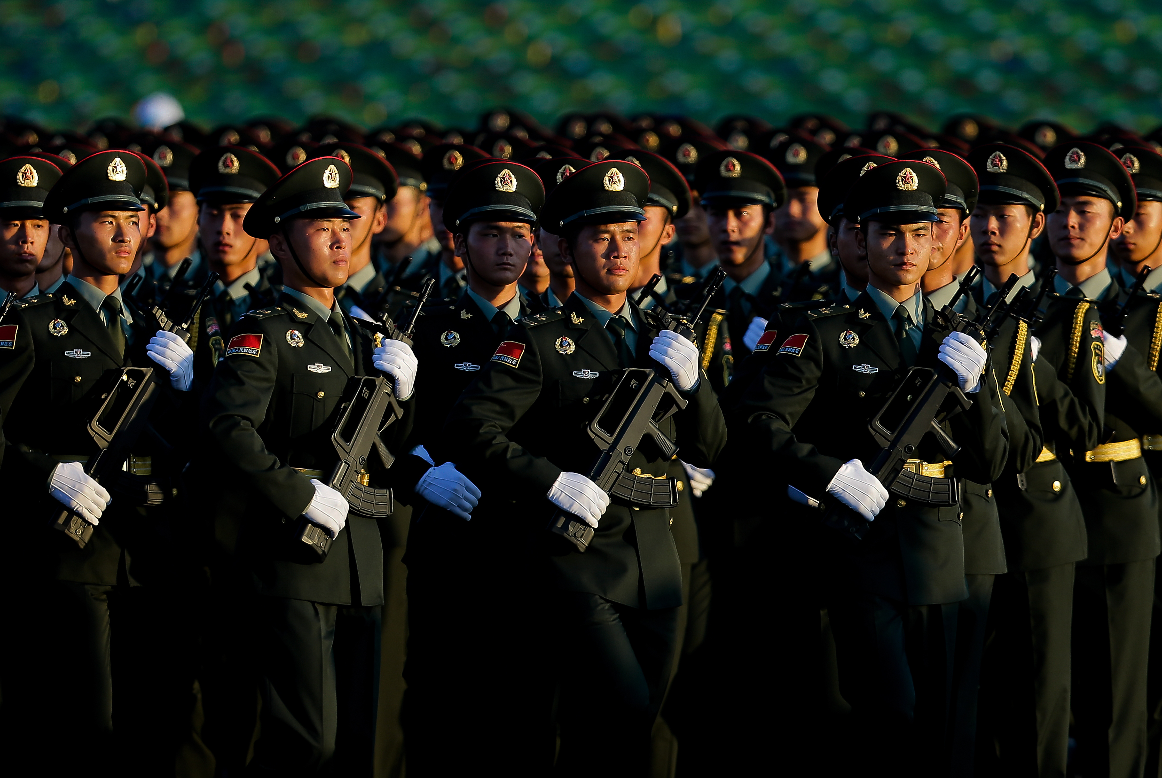 While Rest of EU Stays Home, Czech President to Attend Grandiose Beijing Military Parade