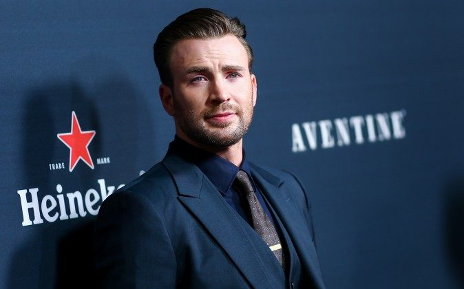 """In this Wed., Sept. 2, 2015 file photo, Chris Evans attends the LA Premiere of """"Before We Go"""" held at ArcLight Cinemas in Los Angeles. (Photo by John Salangsang/Invision/AP, File)"""