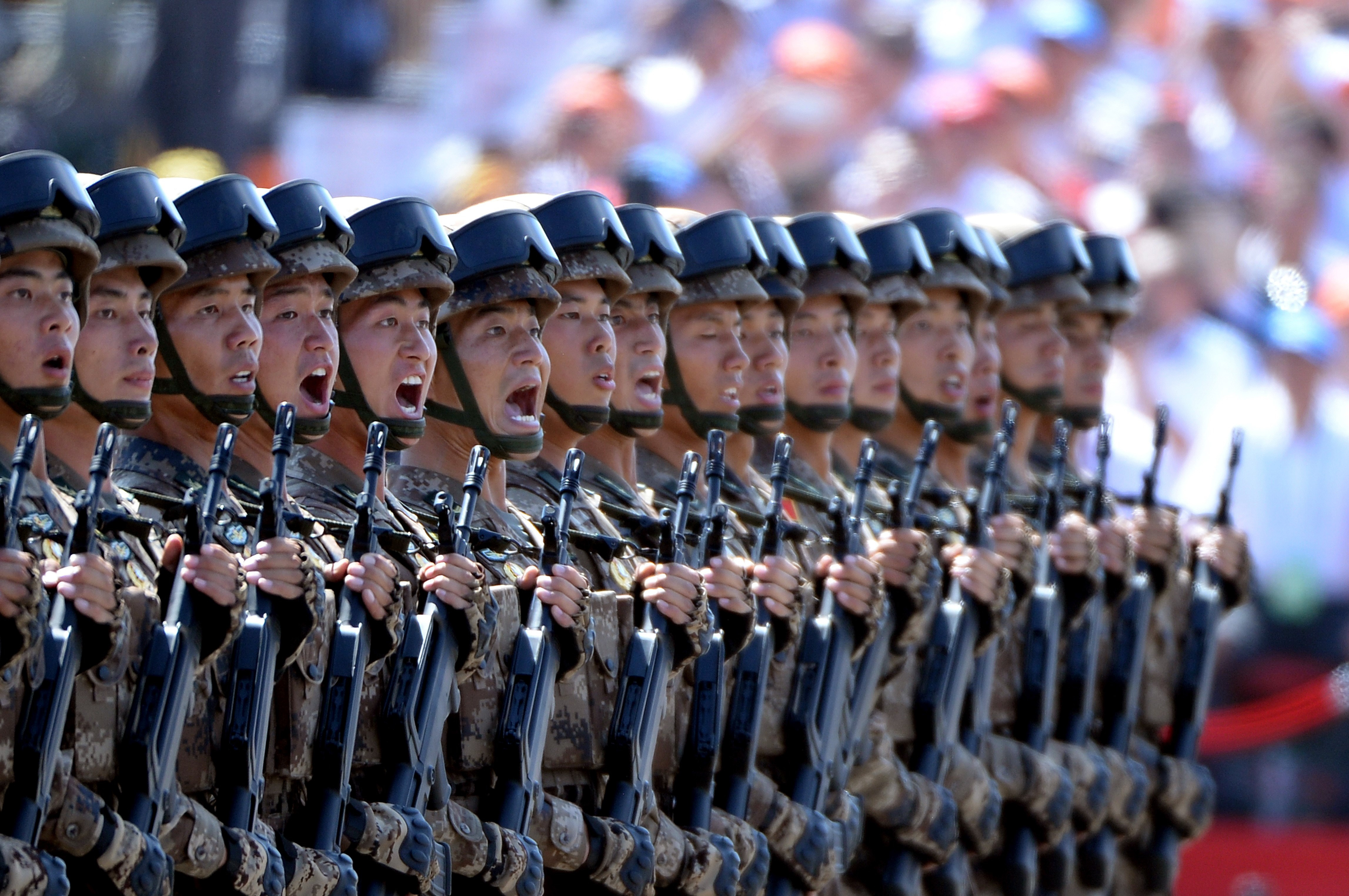 China's Military Reform: Politics by Another Name