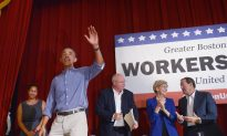 Courting Unions on Labor Day, Obama Pushes Paid Sick Leave
