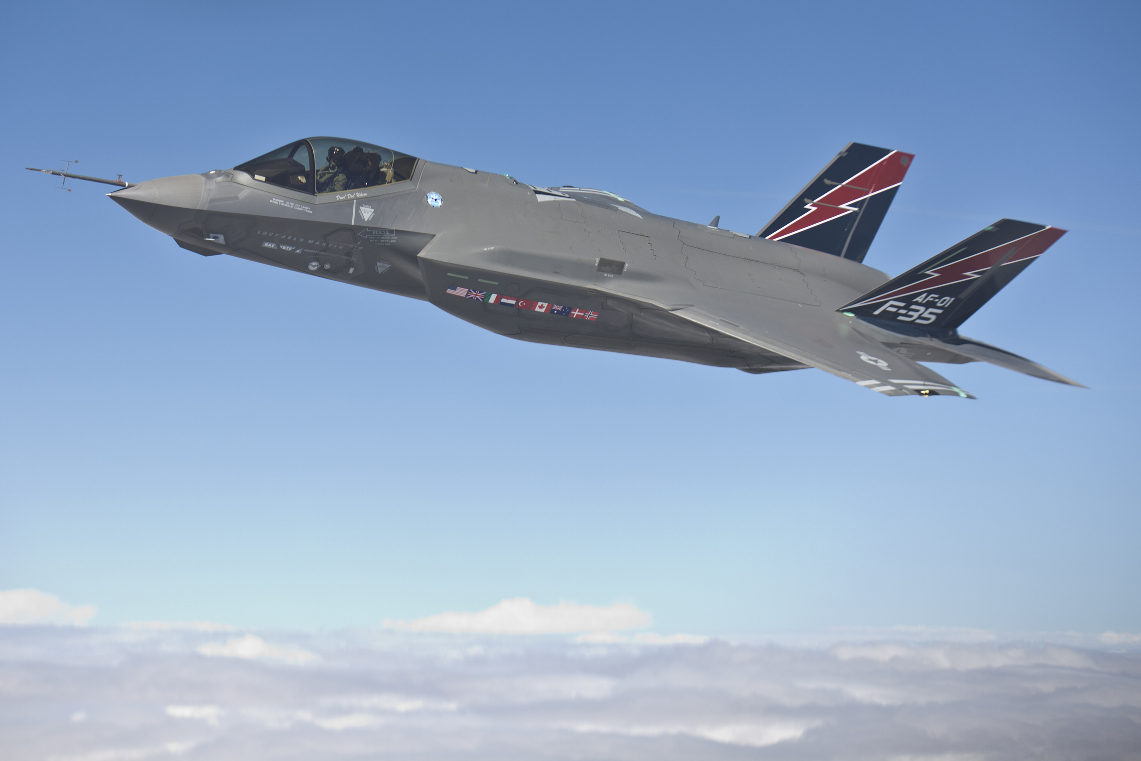 F-35 Fighter Jets Are Finally Combat Ready, Says Air Force