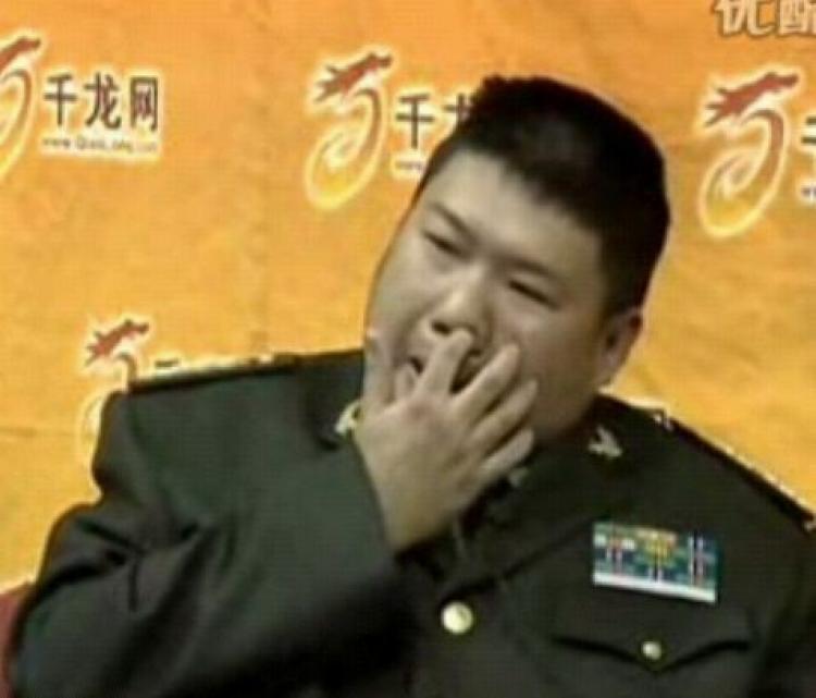 Mao Xinyu. (Internet photo)