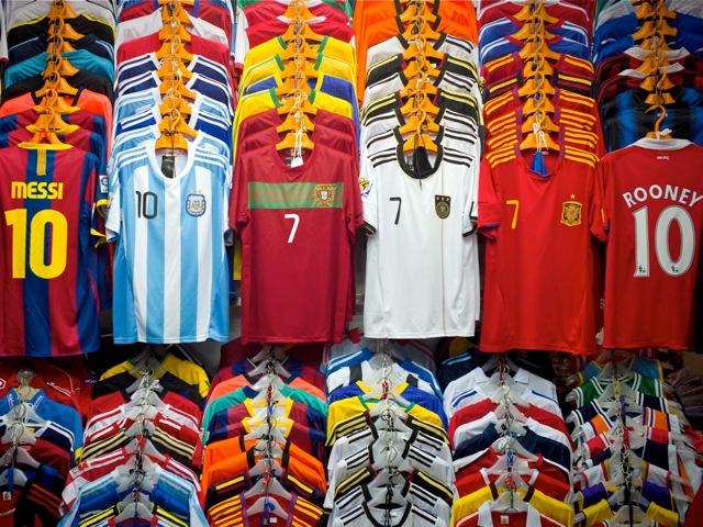 fake soccer jerseys