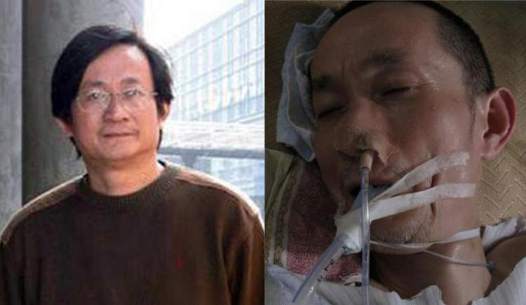 Li Hong was healthy prior to being taken into police custody in 2007. Tortured in prison, he was not granted medical parole until June 2010 when he was on the verge of death. He died in Ningbo at the age of 52 on Dec. 31.  (Epoch Times archive)