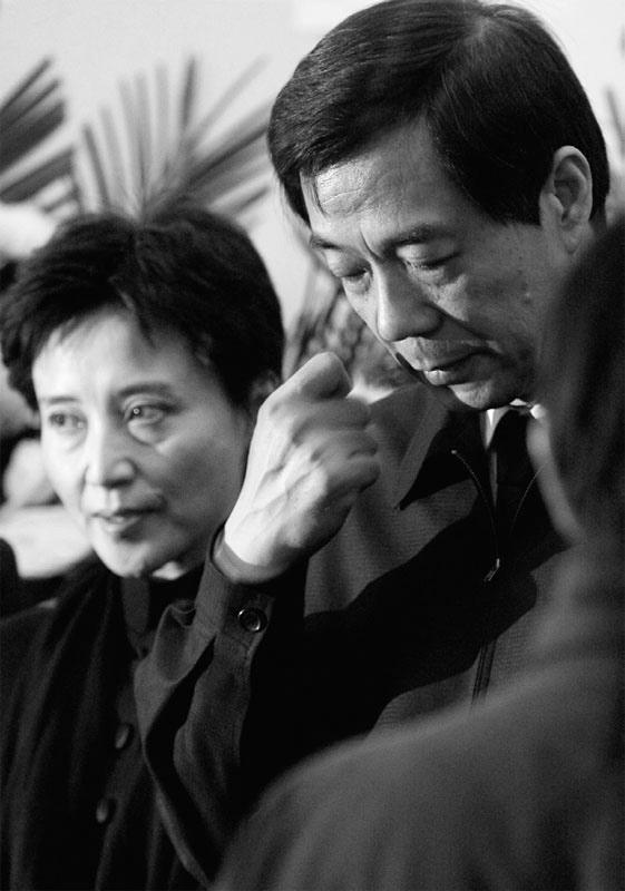 Gu Kailai and Bo Xilai
