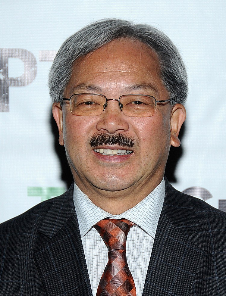 San Francisco Mayor Ed Lee attends Day 2 of TechCrunch Disrupt SF 2011 held at the San Francisco Design Center Concourse on September 13, in San Francisco, California. (Araya Diaz/Getty Images for TechCrunch)