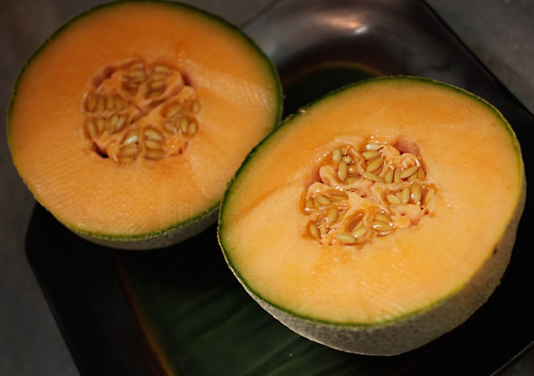 The Centers for Disease Control and Prevention reported that cantaloupe from Jensen Farms of Holly, Colorado have the bacterium listeria and so far, the outbreak has sickened more than 72 people, and killed at least 13, in 18 states. (Joe Raedle/Getty Images)