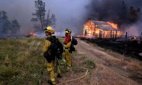 Northern California Wildfires Destroy Nearly 1,600 Homes
