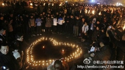 Chuangyuan residents mourn baby Haobo