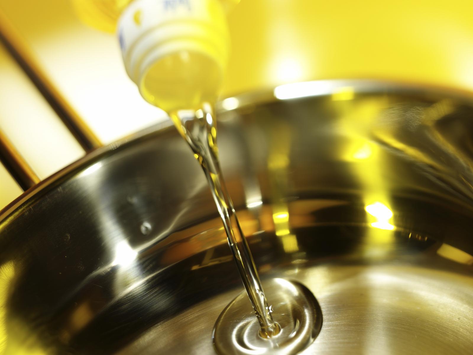 Как в домашних условиях очистить отработку масла