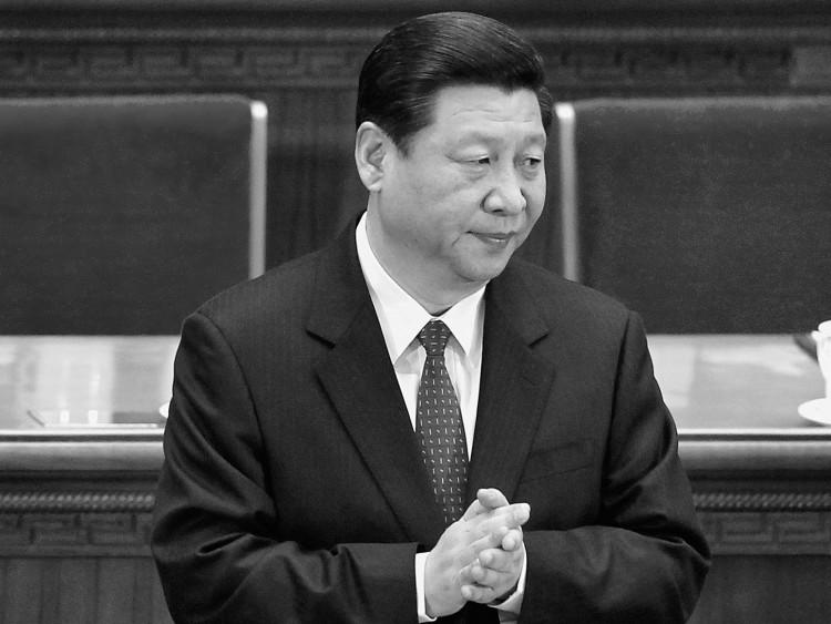 Xi Jinping in Beijing