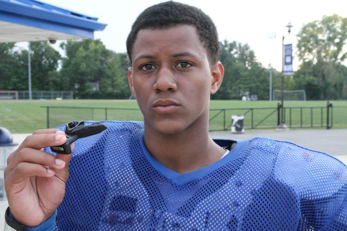 middletown high school keeps football players safe with