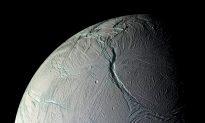 Global Ocean Makes Saturn's Moon Wobble