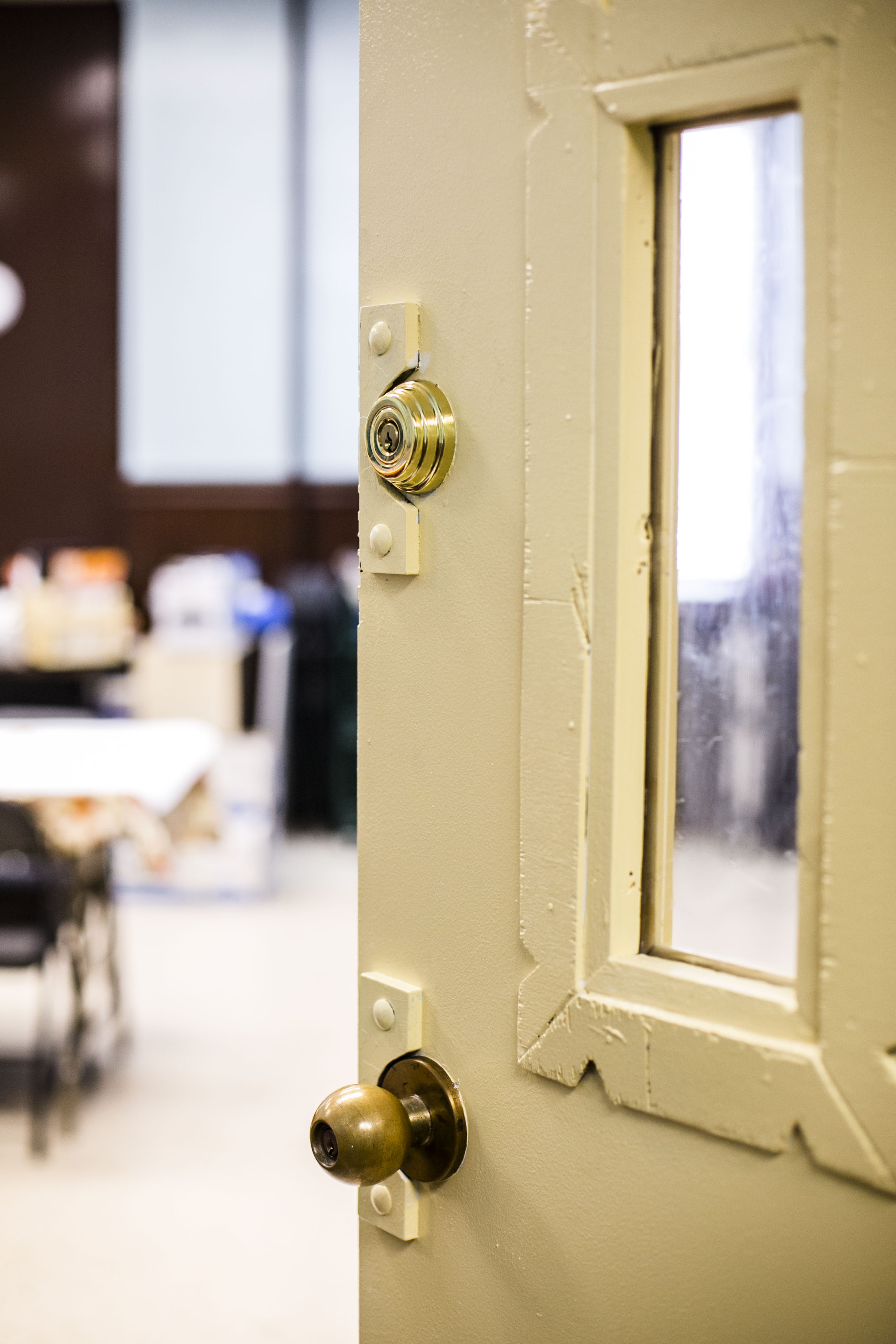 open school doors. There Are Two Deadbolt Locks On Each Door That Can Be Locked From The Inside Without Open School Doors