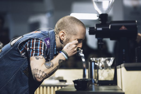 Coffee Master. (Courtesy of New York Coffee Festival)