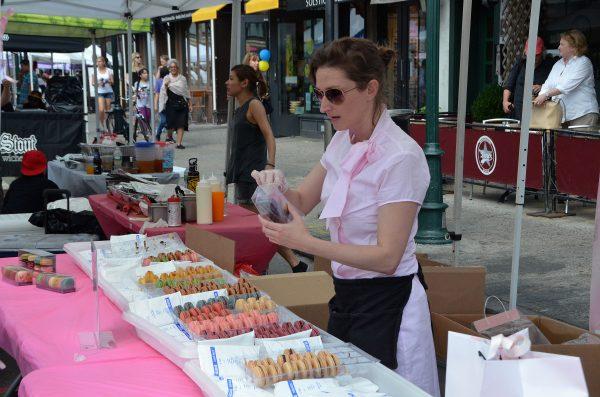 Pop Up New York Street Fair. (Courtesy of Andrew Werner)
