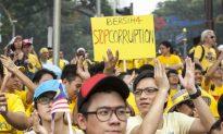 Malaysians Worldwide Demand Prime Minister's Resignation