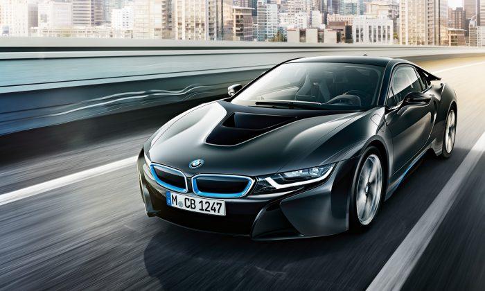BMW i8: What Lies Beneath
