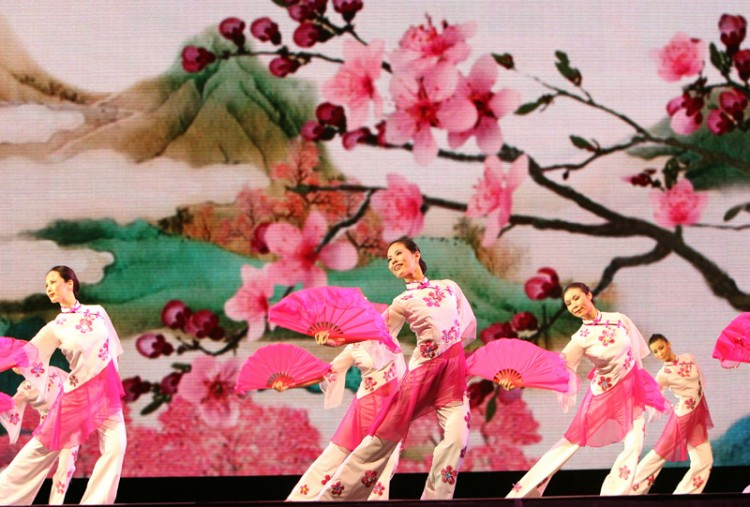 HOPE OF RENEWAL: As the plum blossom reminds people that spring and regeneration of life is near, Shen Yun Performing Arts brings hope through the renewal of Chinese culture.  (Shen Yun Performing Arts)