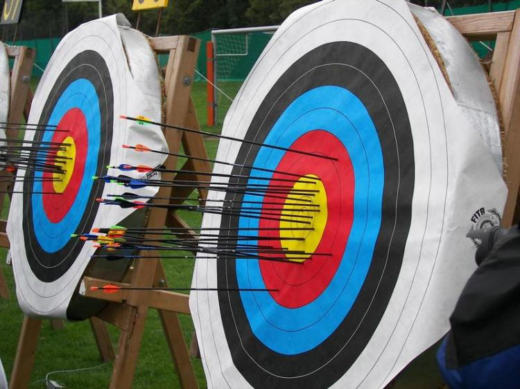 An arrow can very easily be broken, while a batch of arrows is difficult to break. (Stephan Bratek/Pixelio)
