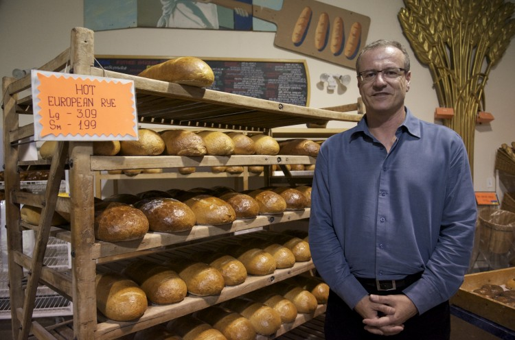 Former Liberal MP Borys Wrzesnewskyj, pictured here at his Toronto family business, Future Bakery, said the office of former Liberal leader Michael Ignatieff kept him from asking questions about foreign influence in Canada during a special parliamentary committee last summer. (Matthew Little/The Epoch Times)