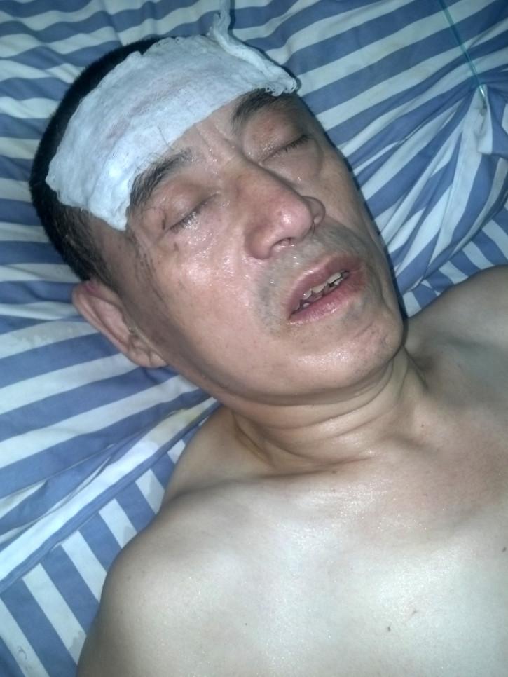 Li Hongkui, a Falun Gong practitioner from Harbin