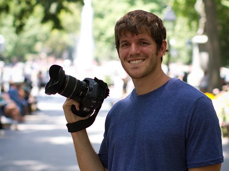 Brandon Stanton (Benjamin Chasteen/The Epoch Times)