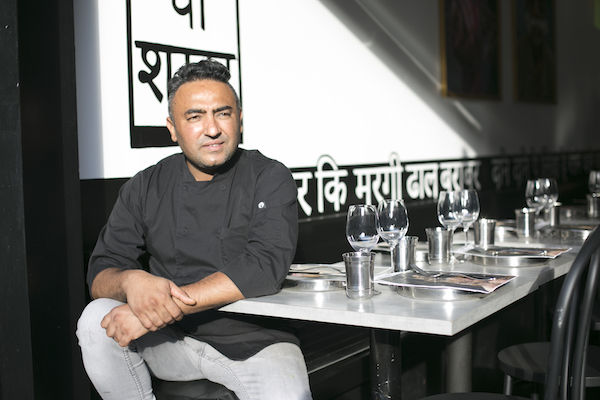 Chef and co-owner Jessi Singh. (Samira Bouaou/Epoch Times)