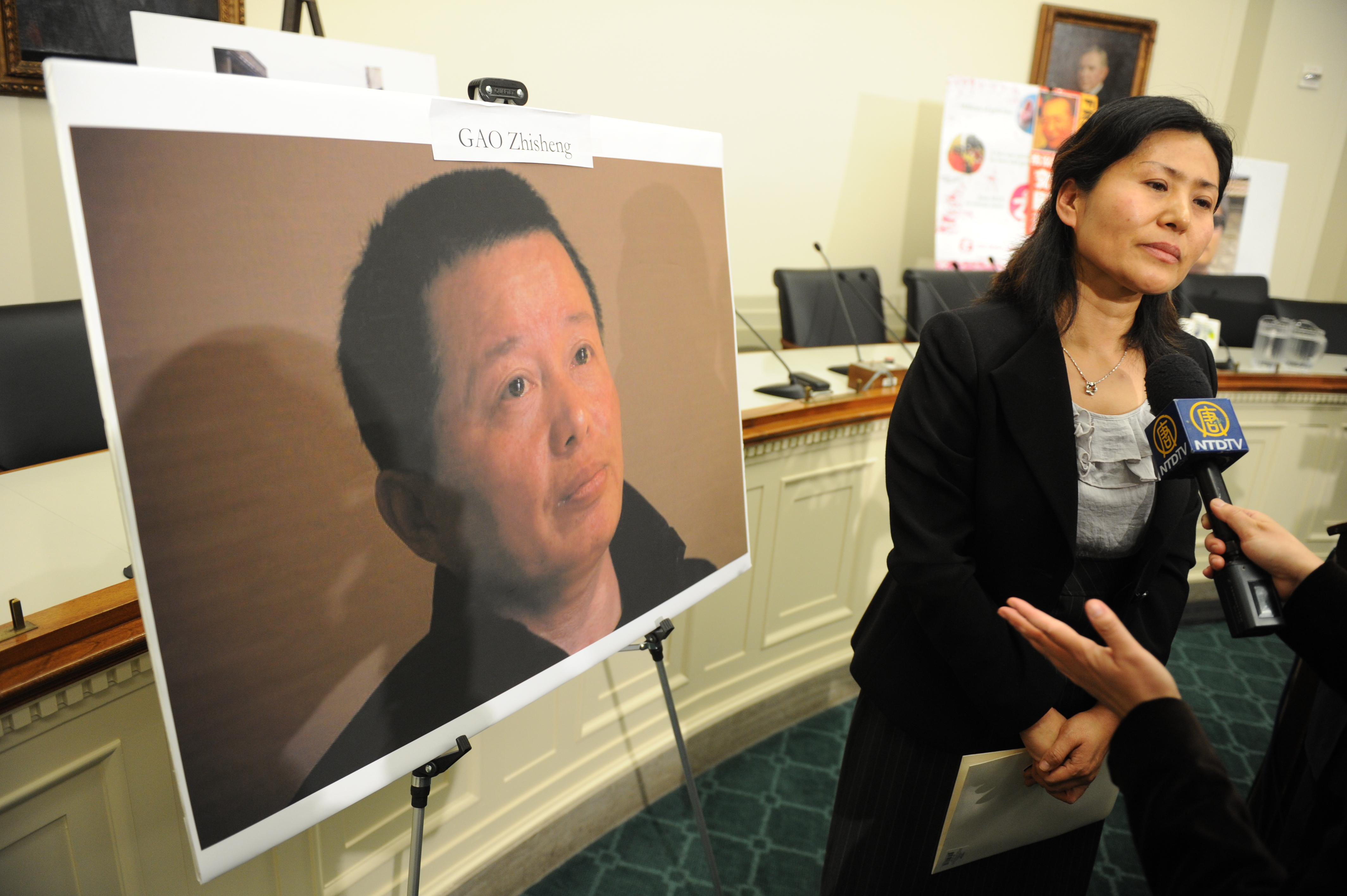 Renowned Human Rights Lawyer Gao Zhisheng Disappeared, Says Wife