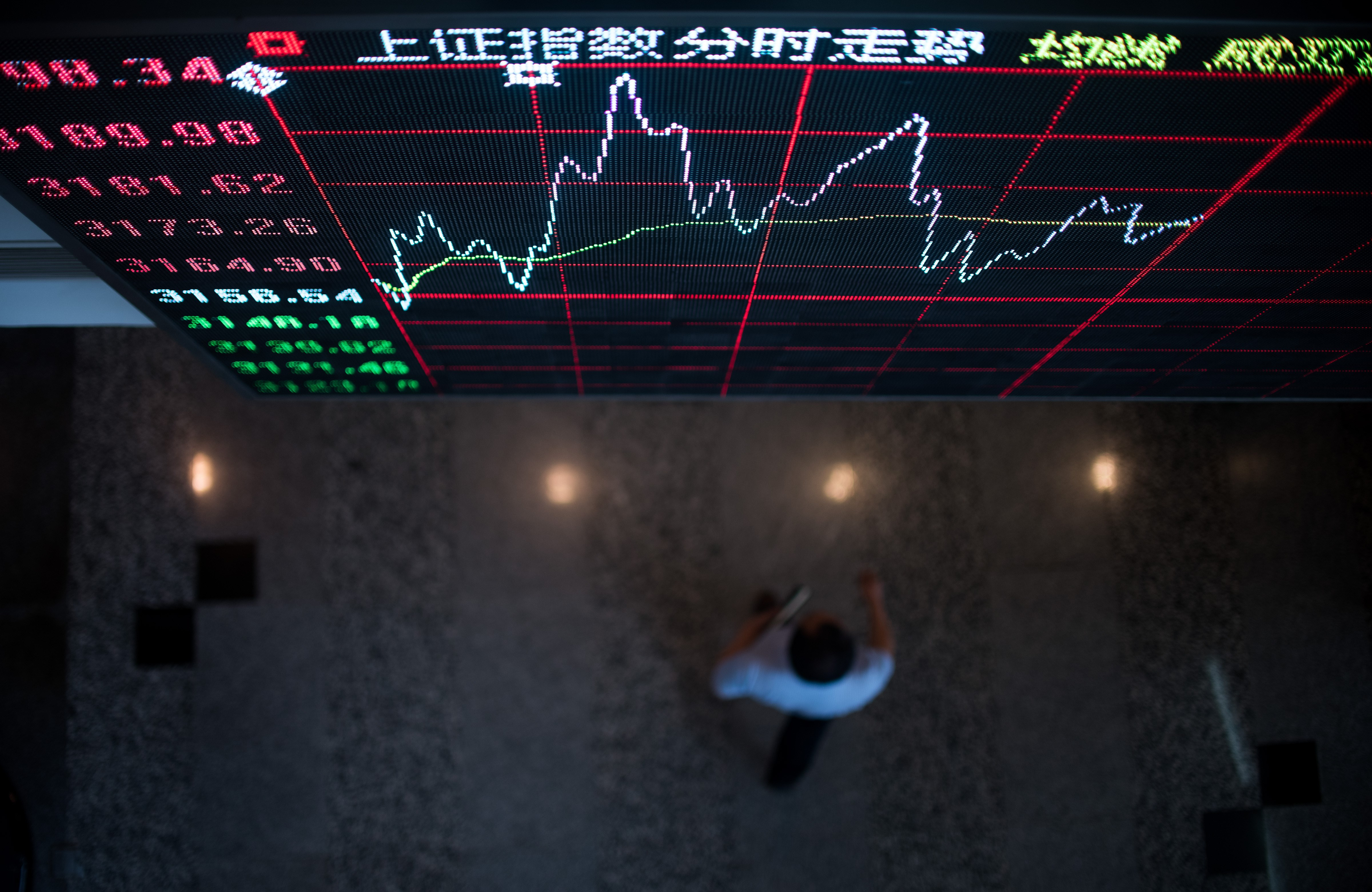 This Is How China Hides Its Capital Outflows