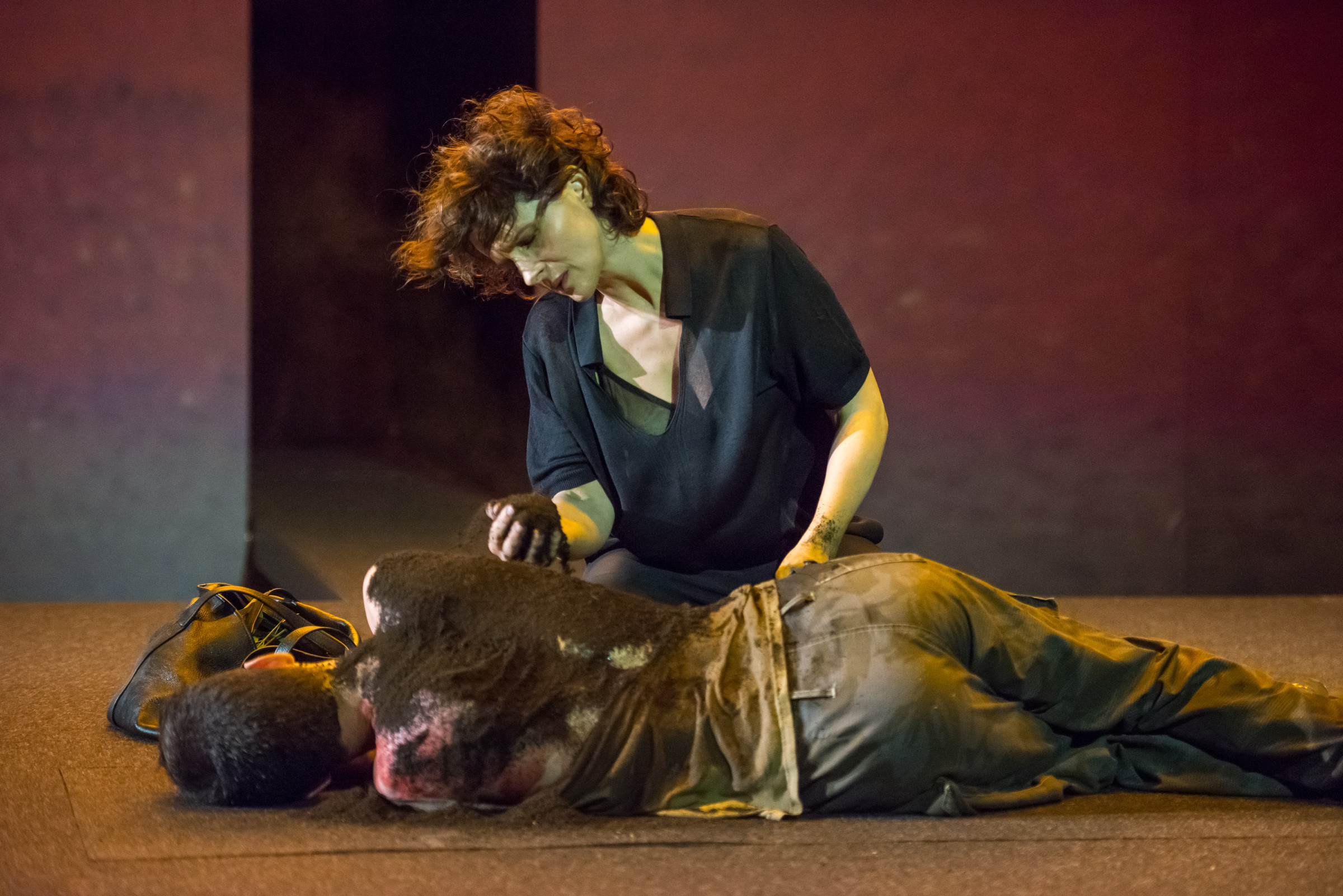 Theater Review: 'Agamemnon'