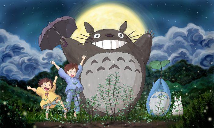 Scene from Studio Ghibli's anime My Neighbor Totoro. (jennifer Broun Conor/Flickr.com, CC BY-SA 2.0)