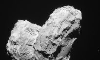 Rosetta Comet Likely Formed From 2 Separate Objects