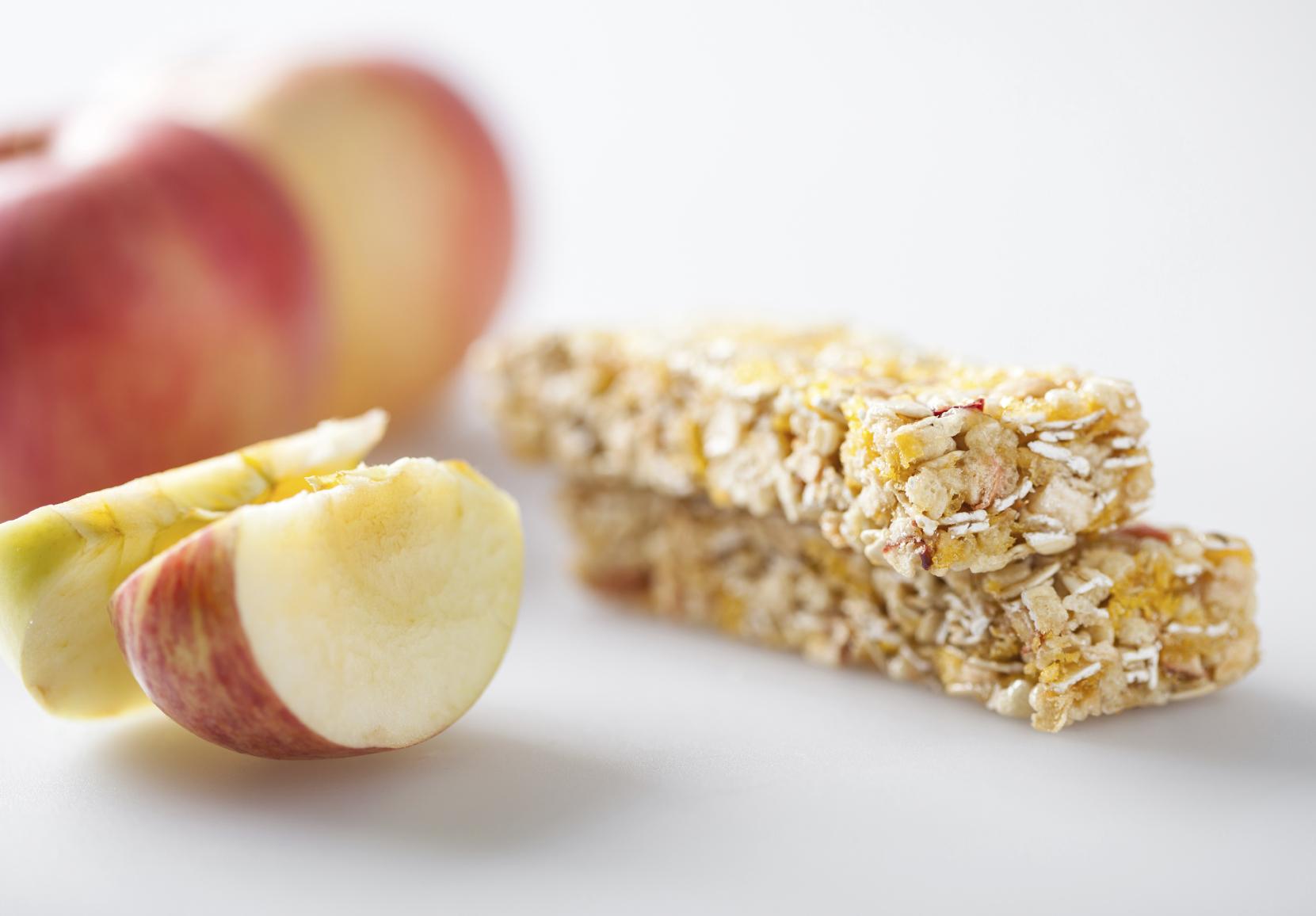 Healthy 2 Ingredient Nut Bars Recipe