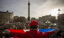 Reality of French in London Far From 'Paris-Sur-Thames' Myth