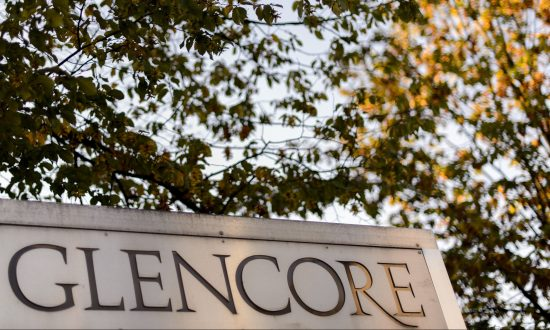 Glencore's headquarters in Baar, Switzerland. (Fabrice Coffrini/AFP/Getty Images)